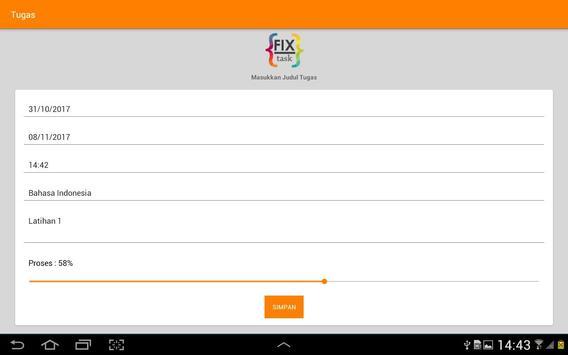 Fix Task screenshot 9