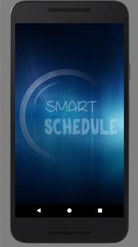 SmartSchedule - Remind Your Schedule poster