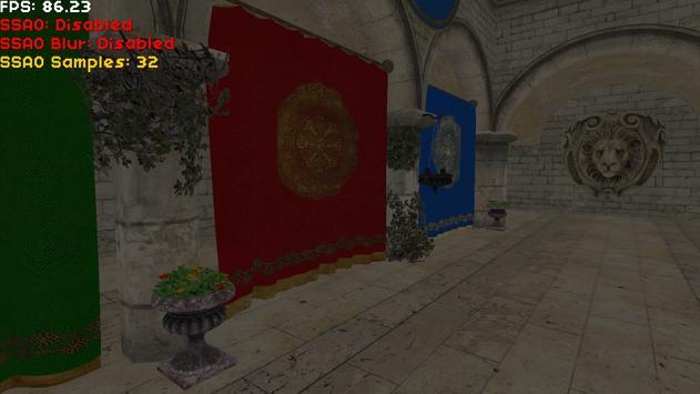 SSAO Demo (Unreleased) apk screenshot