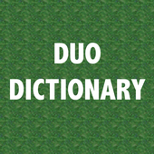 DUO Dictionary icon
