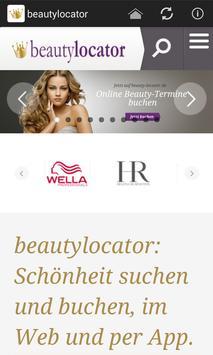beautylocator poster
