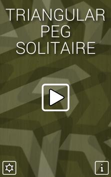 Triangular Peg Solitaire apk screenshot