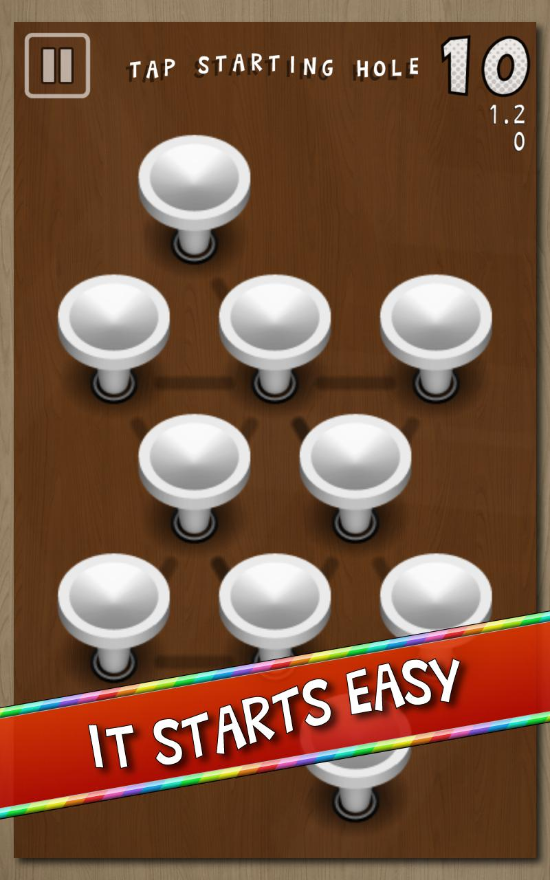 Triangular Peg Solitaire for Android - APK Download