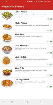 Tandoori Oven Restaurant screenshot 2