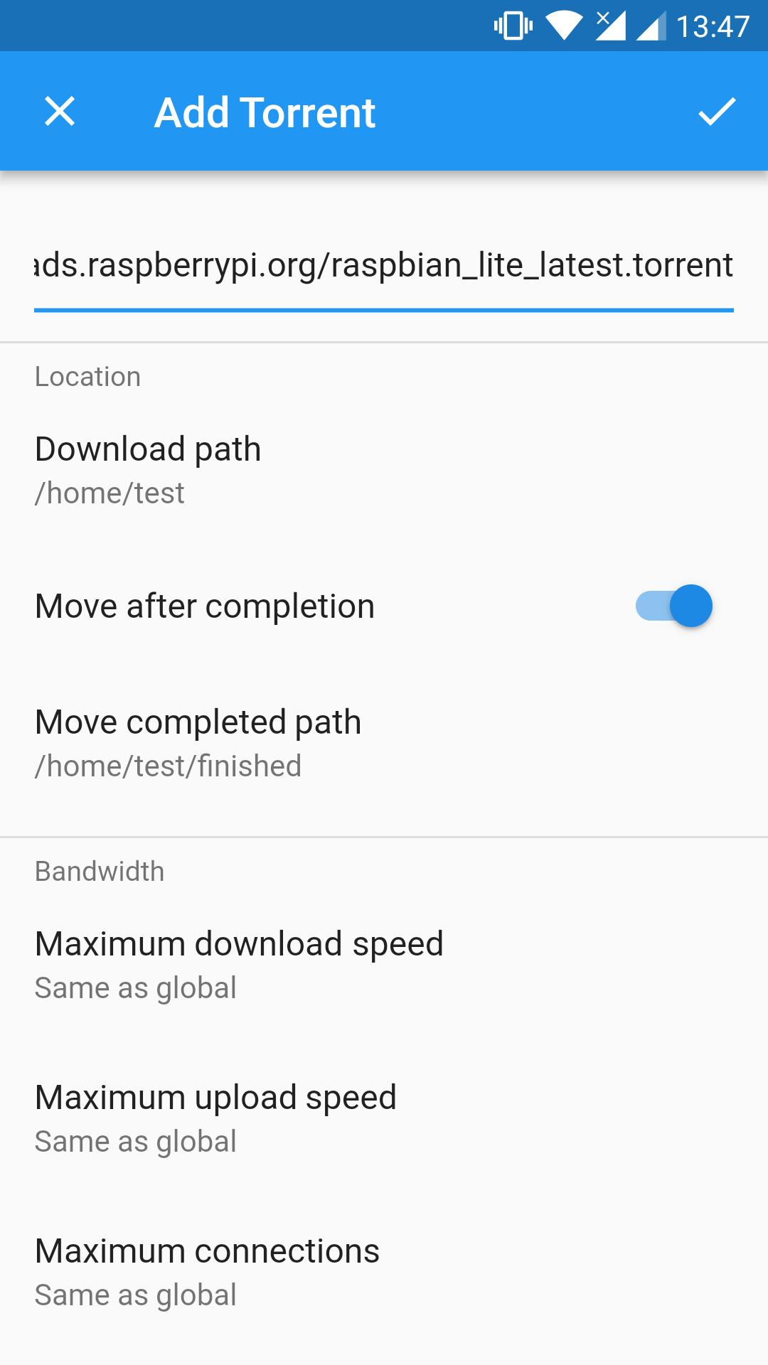 Trireme for Deluge for Android - APK Download