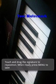 Watermark! apk screenshot