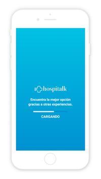 Hospitalk - Cúrate en salud poster