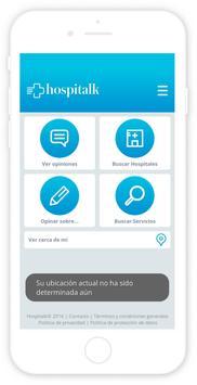 Hospitalk - Cúrate en salud screenshot 1