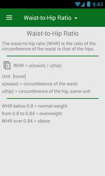 Nutrition Formulas apk screenshot