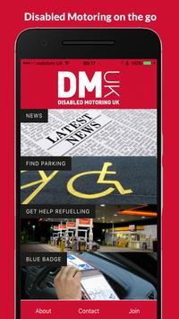 Disabled Motoring poster