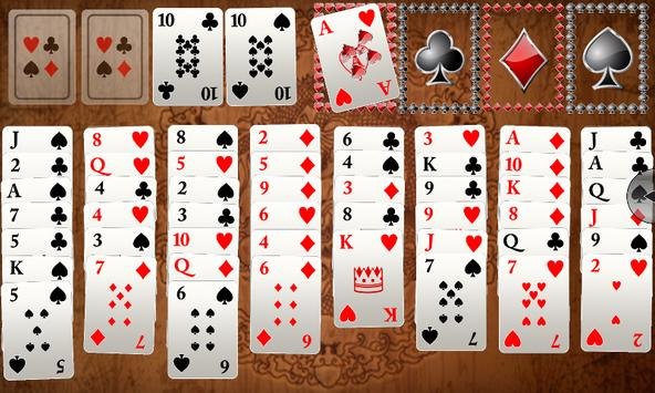 Ultimate FreeCell Solitaire 3D poster