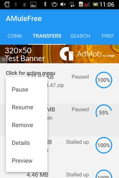 Free Mule for Android apk screenshot