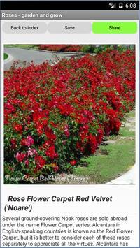 Roses - garden and grow screenshot 3