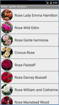 Roses - garden and grow screenshot 10