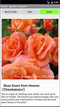 Roses - garden and grow screenshot 9