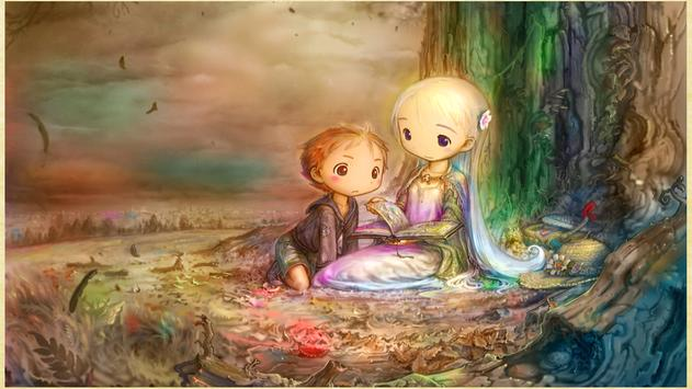Fantasy Art Pictures apk screenshot