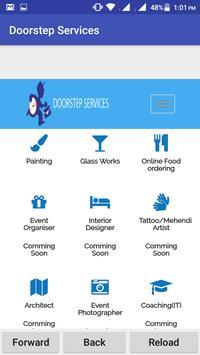 Doorstep Services screenshot 1