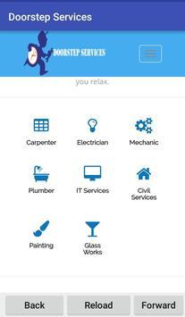 Doorstep Services apk screenshot