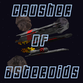 Crusher of asteroids icon