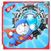 Super Adventure of Doramon  Castle Run icon