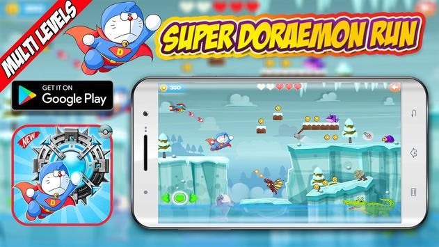 Super Adventure of Doramon  Castle Run apk screenshot