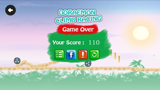 Doramon Climb Racing apk screenshot