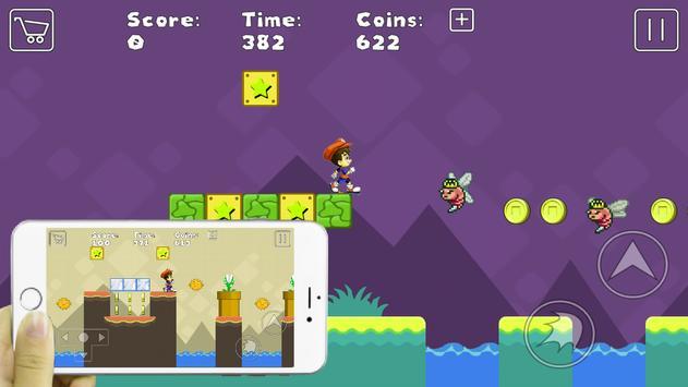 Jack's World Adventure screenshot 4