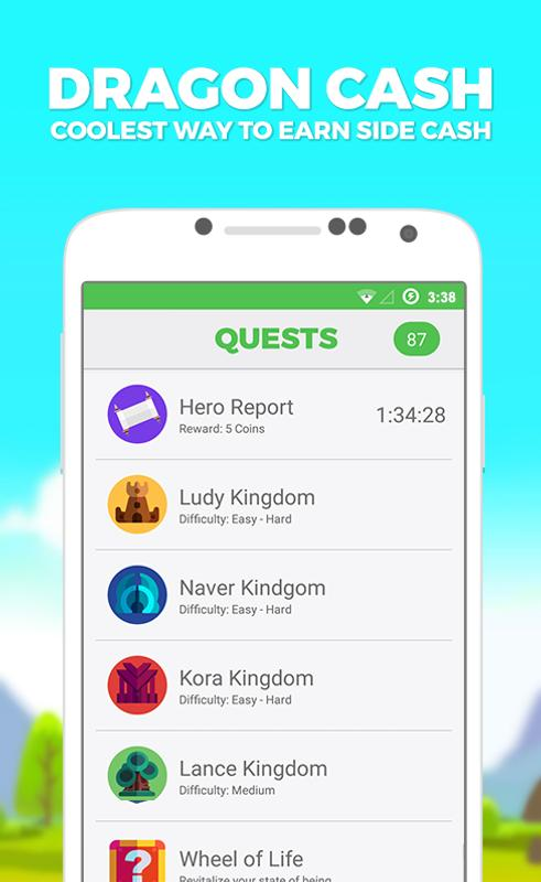 698d9c183f5 Dragon Cash for Android - APK Download