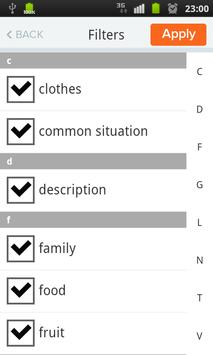 OpenFlashCards apk screenshot
