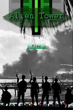 Alien Tower poster