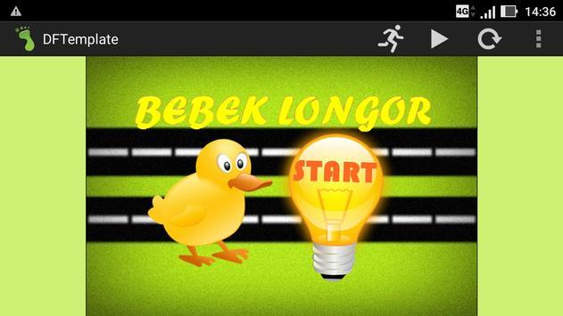 Bebek Longor poster