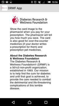 DRWF Drug Discount Card App apk screenshot