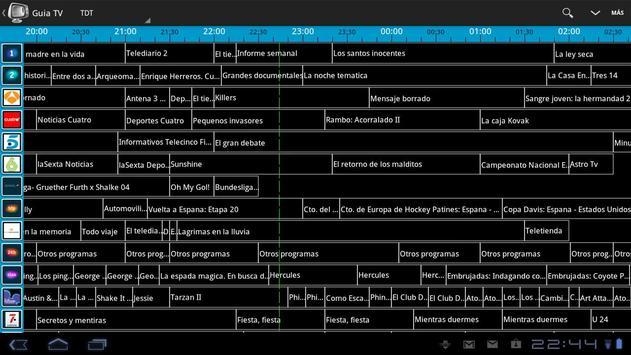 Guia TV apk screenshot