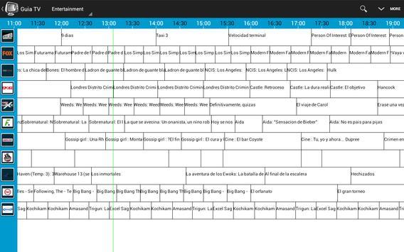 Guia TV screenshot 9