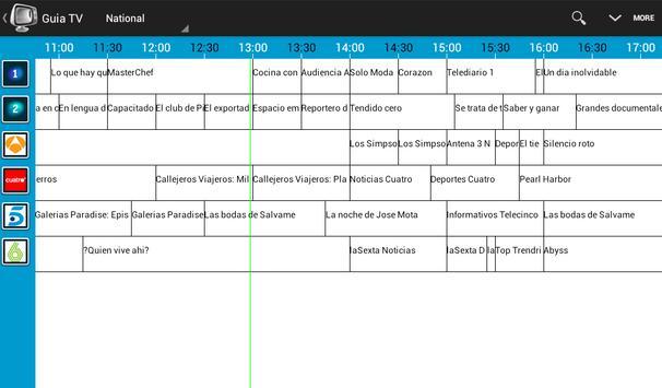 Guia TV screenshot 11
