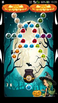 Bubble Halloween apk screenshot