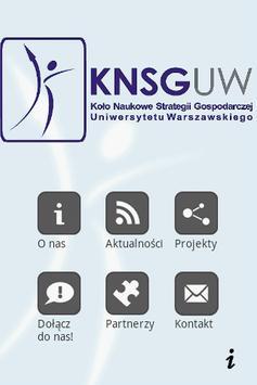 KNSG UW poster