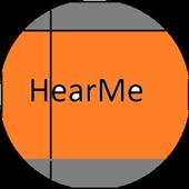HearMe icon