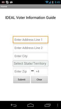2014 Voter Information Guide apk screenshot