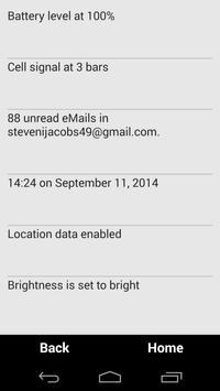 EasyAccess for Android apk screenshot