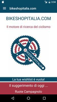BikeShopItalia poster