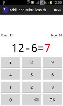 Arithmetic Free apk screenshot