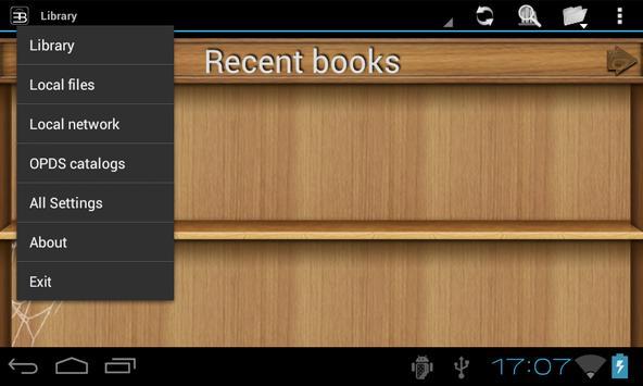 EBookDroid скриншот 16