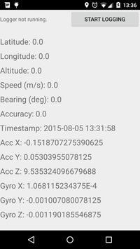 Smart Matatu Logger screenshot 1