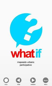 Whatif poster