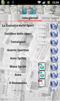 Sports Kiosk apk screenshot