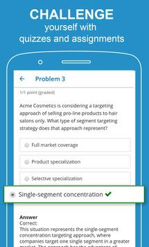 edX - Aplikasi Pendidikan - Kursus online MOOC apk screenshot