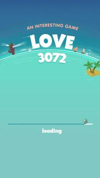 Love 3072 - Newest version of 2048 poster