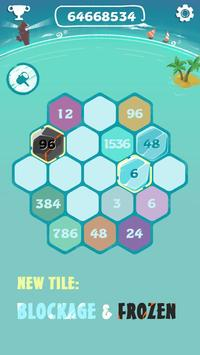 Love 3072 - Newest version of 2048 screenshot 3