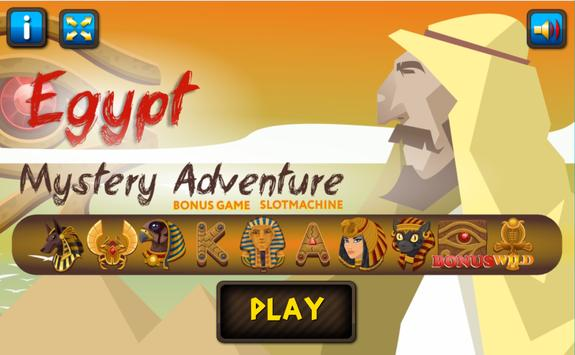 Egypt Mystery Adventure poster